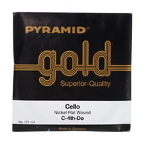 Pyramid : Gold Cello String C