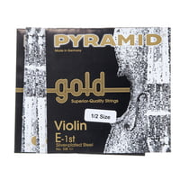 Pyramid : Gold Violin Strings 1/2