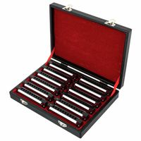 Harley Benton : Blues Harmonica Set