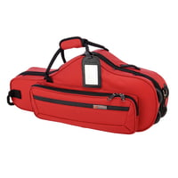 Protec : PB-304 CT Alto Sax Case Red