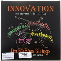 Innovation : 140RB Rockabilly/Jazz 3/4