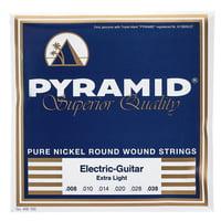Pyramid : ElectricGuitar Strings 008-038