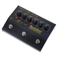 Tech 21 : Bass Driver D.I. Programmable