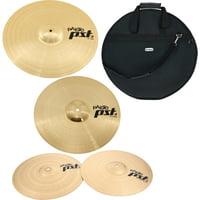 Paiste : PST3 Cymbal Set Economy Bag