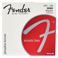 Fender : 8060 Acoustic Bass