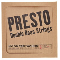 Presto : Nylonwound Medium