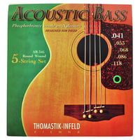 Thomastik : AB345 Acoustic Bass