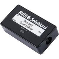 MIDI Solutions : Breath Controller to Midi