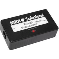 MIDI Solutions : Event Processor Plus