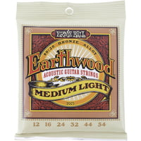 Ernie Ball : 2003 Earthwood Bronze