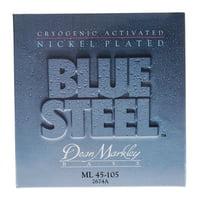 Dean Markley : 2674 A Nickel Blue Steel