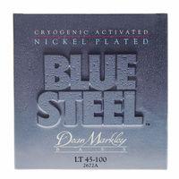 Dean Markley : 2672 A Nickel Blue Steel