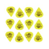 Dunlop : Plectrums Tortex Sharp 0,73 12