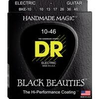 DR Strings : Black Beauties BKE- 10