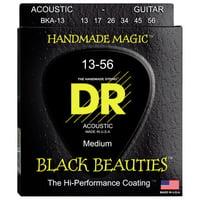 DR Strings : Black Beauties BKA- 13