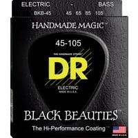DR Strings : Black Beauties BKB-45