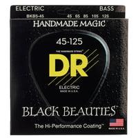 DR Strings : Black Beauties BKB5-45