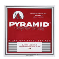 Pyramid : 020 Single String bass guitar