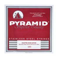 Pyramid : 040 Single String bass guitar