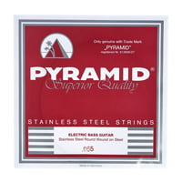 Pyramid : 055 Single String bass guitar