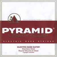 Pyramid : 080 Single String bass guitar