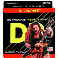 DR Strings : Dimebag DBG10-52