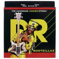 DR Strings : Bootzilla Bass Strings BZ-50