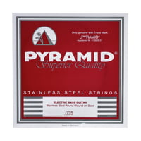 Pyramid : 035 Single String bass guitar