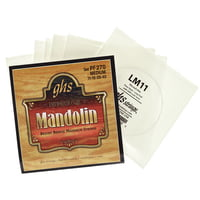 GHS : PF270 Mandolin Strings