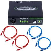 M-Audio : MIDISport 2X2 USB Bundle