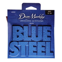 Dean Markley : 2555 JZ Blue Steel