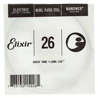 Elixir : .026 Electric Guitar