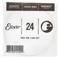 Elixir : .024 Western Guitar Ph.