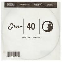 Elixir : .040 El. Bass Single String