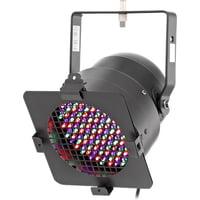 Stairville : LED PAR 56 black 151 LEDs RGB