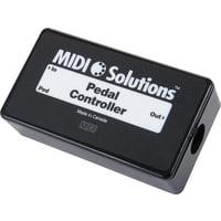 MIDI Solutions : Pedal to MIDI Converter