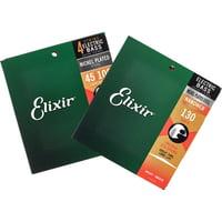 Elixir : 45-130 5 String Set