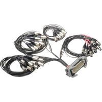 pro snake : MTS 24/8MSE Mixer Split