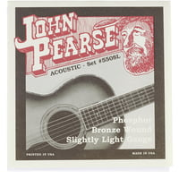 John Pearse : 550SL Phosphor Bronze