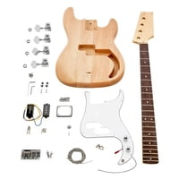 Harley Benton : Bass Guitar Kit P-Style