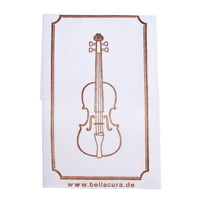 Bellacura : Polishing Cloth Violin