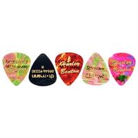Harley Benton : Guitar Pick Heavy 5 Pack