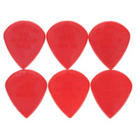 Dunlop : Jazz Plectrums III XL Red 6P