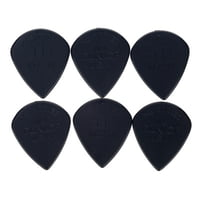 Dunlop : Plectrums Jazz III XL Black 6
