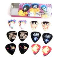 Dunlop : Jimi Hendrix Plektrum Are you
