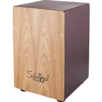 Schalloch : Cajon Model Brown