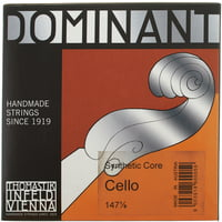 Thomastik : Dominant Cello 1/8 medium
