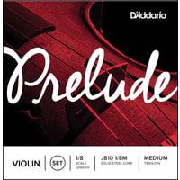 Daddario : J810-1/8M Prelude Violin 1/8