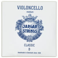 Jargar : Classic Cello String D Medium