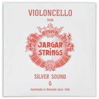 Jargar : Silver Cello String G Forte